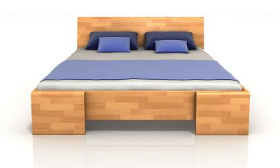 Praktyczne łóżko do pokoju młodzieżowego